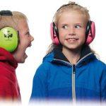 Casques Anti Bruit Enfants Et Bébés: Pour Oreilles Sensibles